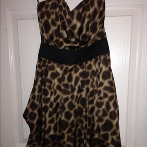 EBaySweet Heart Strapless Dress with pocket
