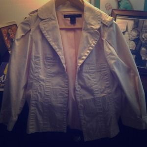 REDUCED!!! Beautiful Marc by Marc Jacobs blazer!!!