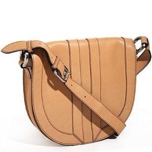 Marc Jacobs Natural Leather Shoulder Bag
