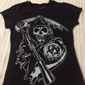 Sons of Anarchy Shirt. Size M! 