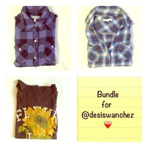 Other - Bundle for @desiswanchez !