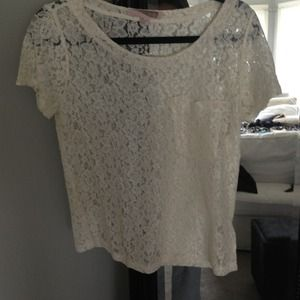 Forever 21 Tops - Forever21 lace top