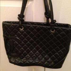 Handbags - Black Chanel Cambon Bag