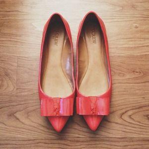 J. Crew Shoes - J. Crew Emery Flats