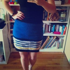 Host PickMissoni skirt