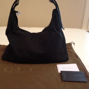 REDUCED! Authentic Gucci Hobo