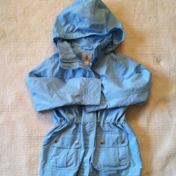 Lands'End  Jackets & Blazers - Girls spring jacket!!! Very cute!!!
