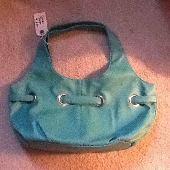 28% off Avon Handbags - AVON Blue green handbag, purse. NEW!! from ...