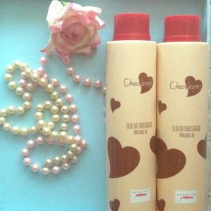 2 bottles - Aquolina Chocolovers Body Massage Oil