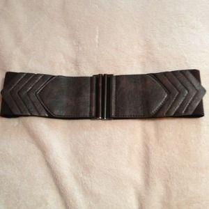 Accessories - Brown warrior belt