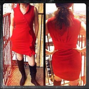 Trovata Dresses & Skirts - CLOSING SALE Trovata Total Original Red Dress