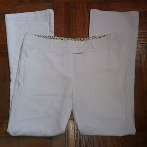 Pants - NICE WHITE PANTS NEW  SIZE 15 BUT FITS LIKE 13