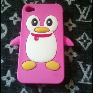 Other - CUTE IPHONE 4 CASE ;) ...TRADED...