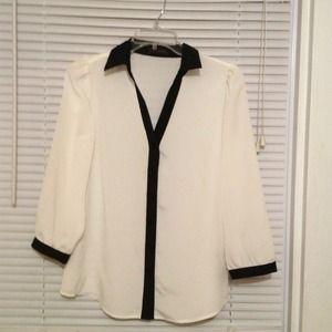 Dress shirt/ blouse