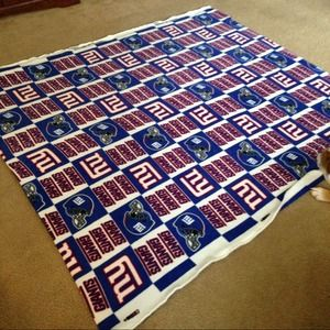 Other - 💙❤Giants Blanket for my son💙❤