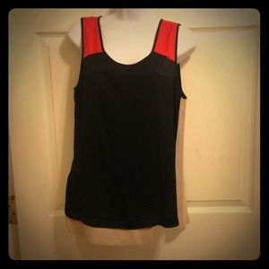 -------SOLD/Traded---------Color block Tank