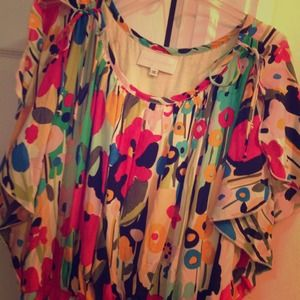 Corey Lynn Calter Dresses & Skirts - Multicolored Floral Dress