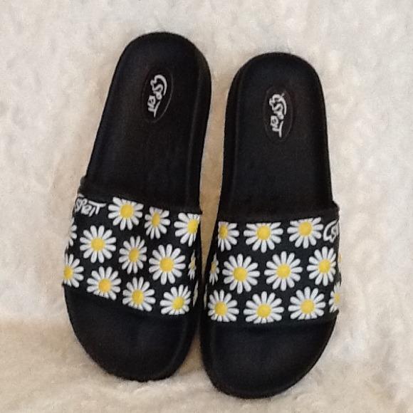69 off esprit shoes reduced women 39 s sandals flip flops. Black Bedroom Furniture Sets. Home Design Ideas