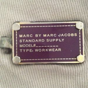 Marc by Marc Jacobs keychain