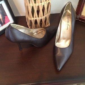 💞Host Pick💞 Chocolate Brown Heels