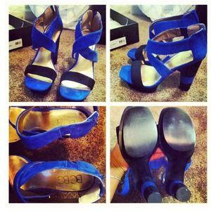 "BCBG Shoes - BCBG Paris ""Cherry"" Sandal"