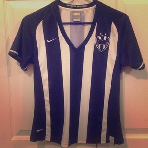 Nike Tops - Reduced!! Nike Dri Fit Monterrey Soccer Jersey