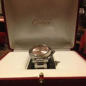 Authentic Cartier pasha