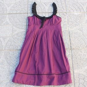 ⚡Reduced⚡ Girl wine color dress
