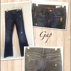 New - Gap limited edition jean