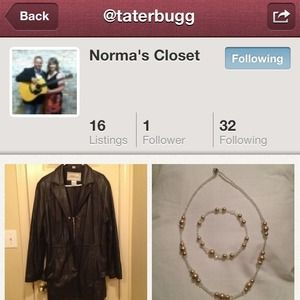 Go like her page and ill give you 10% off 1 item!
