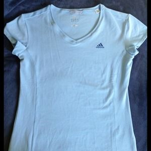 Adidas ClimaLite workout shirt