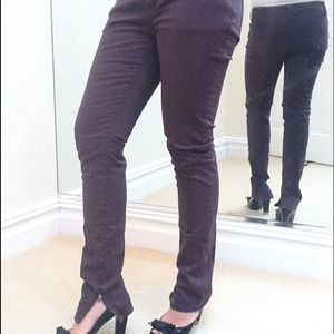 XXSOLD XX Zara brown pants with side zipper