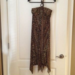 Great Summer Dress!  Worn once. Sz. L