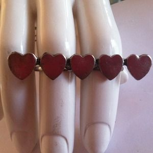 Jewelry - Hearts ring