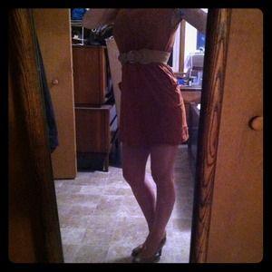 Dresses & Skirts - 🐟🐟Burnt Orange Spring Time Dress!