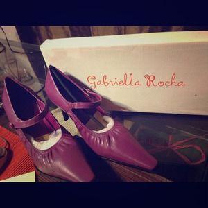 Gabriella rocha Shoes - Gabriella rocha Orchid Heels!