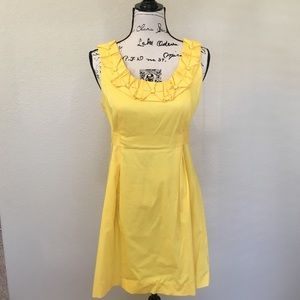Dresses & Skirts - Yellow dress in like new condition