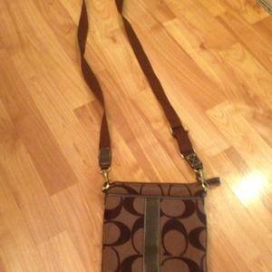 Accessories - Coach crossbody purse .