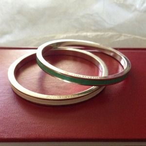 Jewelry - RESERVED Classic Tiffany and Co. bracelets