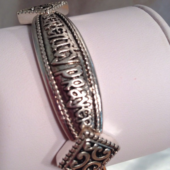 Be Seen Sales Jewelry - ONE LEFT*** Serenity Prayer Bracelet