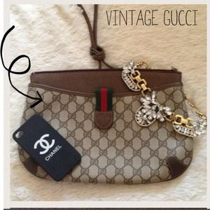 Vintage Gucci bag‼️just reduced 50% off‼️