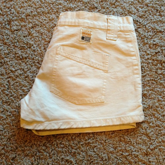 Lucky Brand Other - Bundled!! Lucky Brand Khaki Shorts 2