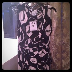 DVF Gabbie Hour Glass dress