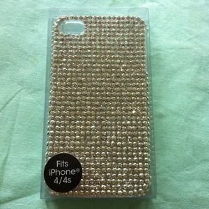 Free w bundle over 80 Bling iPhone case 4 case