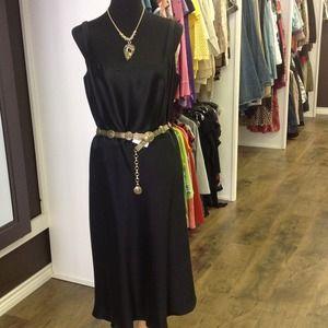 REDUCEDAnn Taylor lil black dress