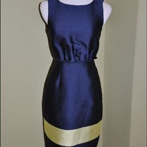 J. Crew Collection Silk dress
