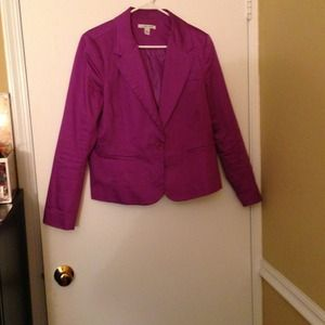 Cute Purple blazer