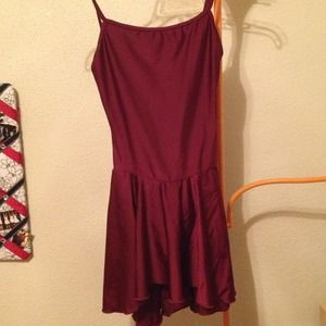 American Apparel Spandex Dress