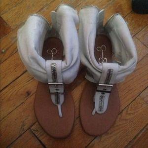 Brand new never worn Jessica Simpson sandals