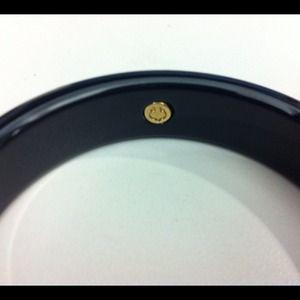 C. Wonder Jewelry - Black studded bangle